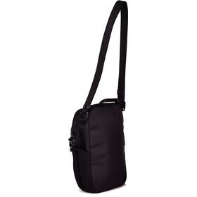 Pacsafe Vibe 200 Crossbody Bag, jet black